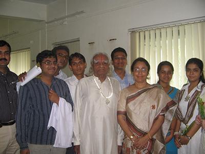 Yogacharya BKS Iyenger Guruji