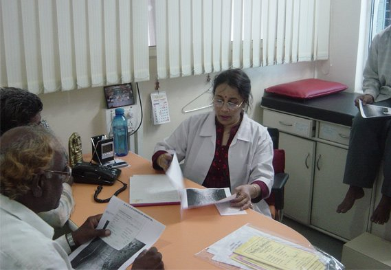 Dr. Vineeta Ketkar - Medico Yogic Consultation